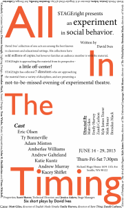 Fictional Play Poster